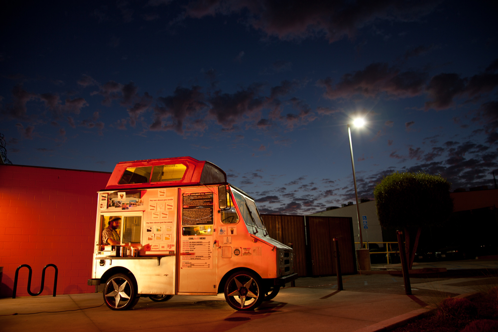 Photograph by Penny De Los Santos- Coolhaus Cookbook location shoot, Los Angeles
