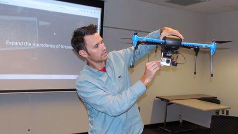 Drone presentation PSU